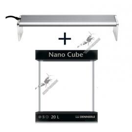 Kit Nano Cube 20L + Chihiros A-serie