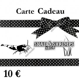 Carte Cadeau 5€