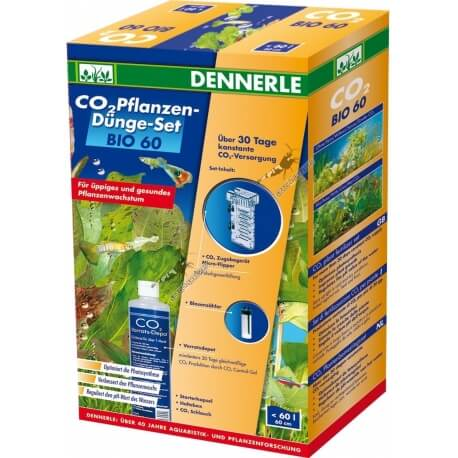 Dennerle Kit co2 Bio60 Starter