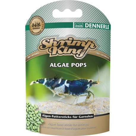 Shrimp Algae Pops 40g