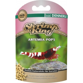 Shrimp Artemia Pops 40g