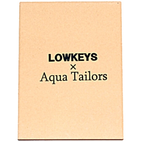 Lowkeys x Aqua Tailor Slab