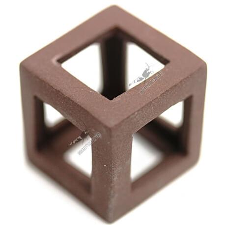 5 Cubes en céramique