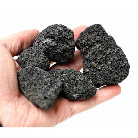 Black Lava Extra Small (à la pièce)