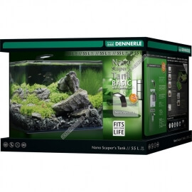 Scaper's Tank Dennerle 55L Basic Complete