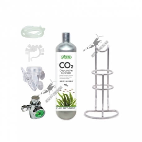 Ista Co2 Easy Start Up Set