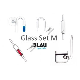 Blau Glass set M
