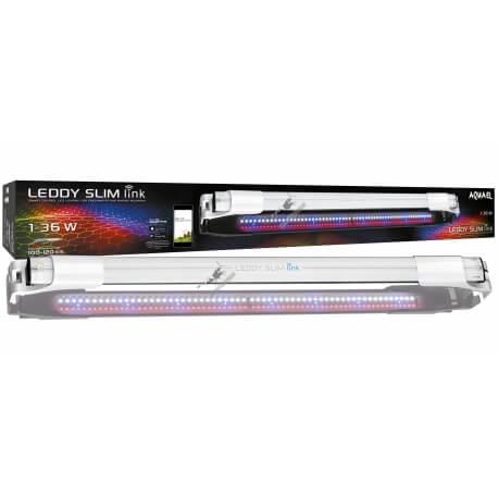 Aquael Leddy Slim Link 36w White - 100-120cm