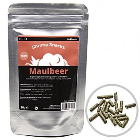 Shrimp Snack Maulbeer 30g (Mûrier)