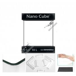 Nanocube Dennerle 10L (cuve nue)