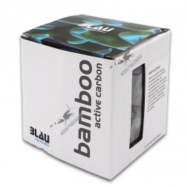 Blau Filter Media - Bamboo Active Carbon 200g