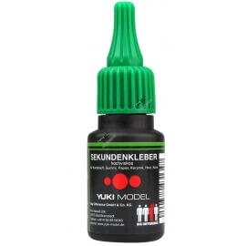 Colle Cyanoacrylate - Viscositée élevée (Gel) 20g
