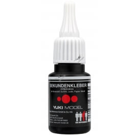 Colle Cyanoacrylate - Viscositée Moyenne - 20g