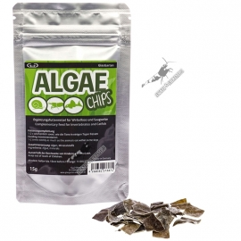 Glasgarten Algae-Chips, 15g