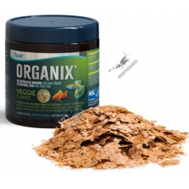Organix Shrimp Veggie Flakes 250ml