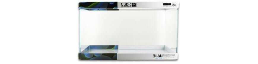 Blau Cubic Aquascaping (Ultra Clear)